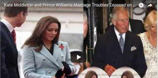 Kate Middleton and Prince William's Marriage Troubles Exposed on Princess Diana and Camilla wife