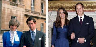 Kate Middleton has Princess Dianas engagement ring Getty