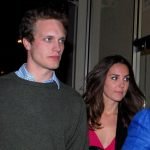 Kate Middleton with Henry Ropner arriving at Mahiki in London on May 30 2007 Photo C CAMERA PRESS