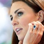 Kate Middletons ring is thought to be worth £300000 Getty