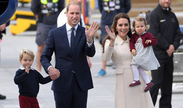 Kate and William are expecting their third child Photo (C) GETTY