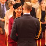 Kates former private secretary Rebecca Priestley receives royal honour Photo C GETTY