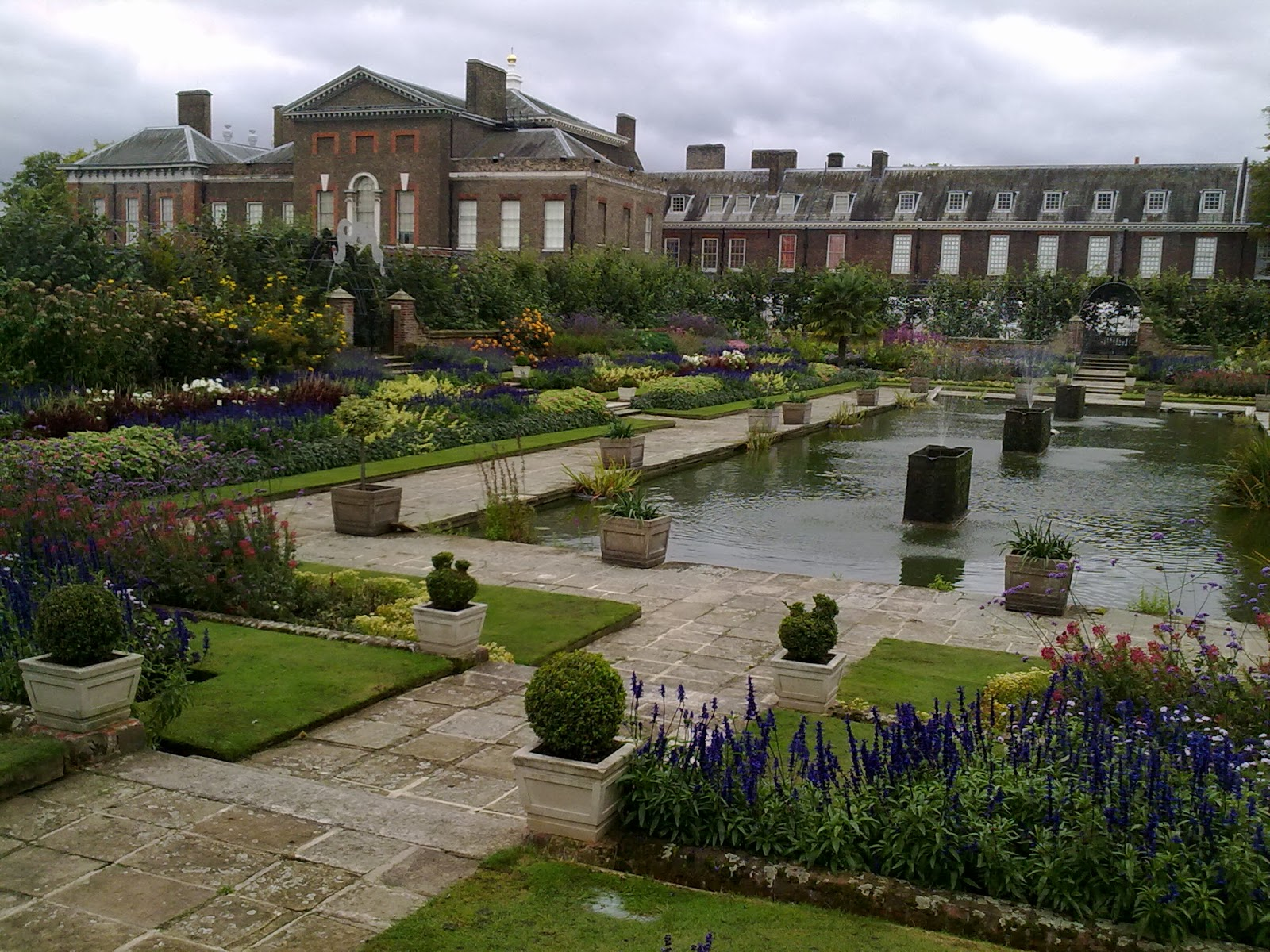 Kensington Palace Photo (C) GETTY IMAGES