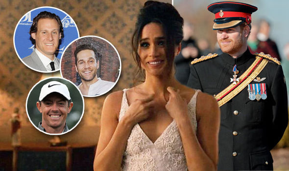 Meghan Markle exes Prince Harrys girlfriends former loves revealed Photo C GETTY IMAGES TNT