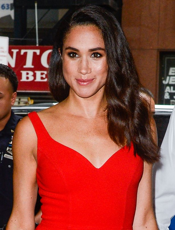 Meghan Markle has been dating Prince Harry since last year (Image 2016 Ray Tamarra Getty Images)