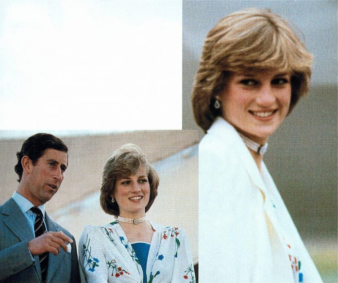 Picture scanned from Diana, The Secrets of Her Style p.35 by Diane Clehane Photo (C) GETTY IMAGES