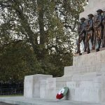 Prince Charles is to lay a wreath at the cenotaph on November 12. Photo C GETTY