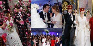 Prince Philip of Serbia and Danica Marinkovics royal wedding Photo C GETTY