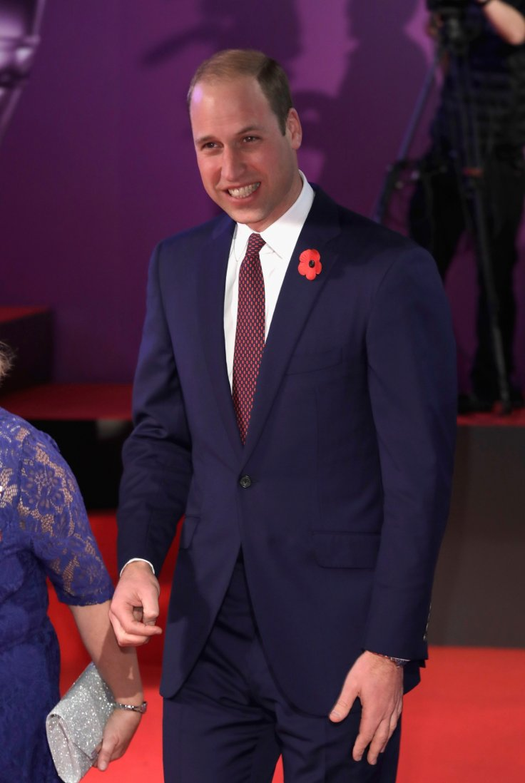 Prince William, Duke of Cambridge attends the Pride Of Britain Awards at Grosvenor House, on 30 October 2017 in London, England John Phillips, GePrince William, Duke of Cambridge attends the Pride Of Britain Awards at Grosvenor House, on 30 October 2017 in London, England John Phillips, Getty Imagestty Images