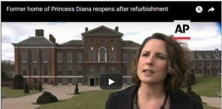 Prince William, Prince Harry, Meghan Markle, Princess Diana, Princess of Wales, Royals, British Royals, AP, Royals News