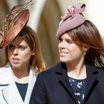 Princess Beatrice and Eugenie could become godparents to the new royal baby Photo C GETTY
