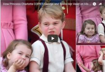 Princess Charlotte, Prince George, Princess Charlotte