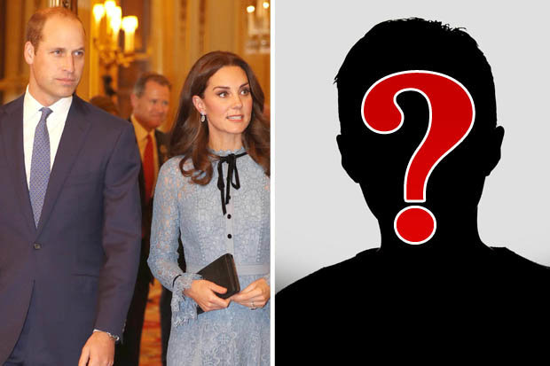 ROYAL BABY A forensic artist revealed this is what the new tot will look like Photo C GETTY