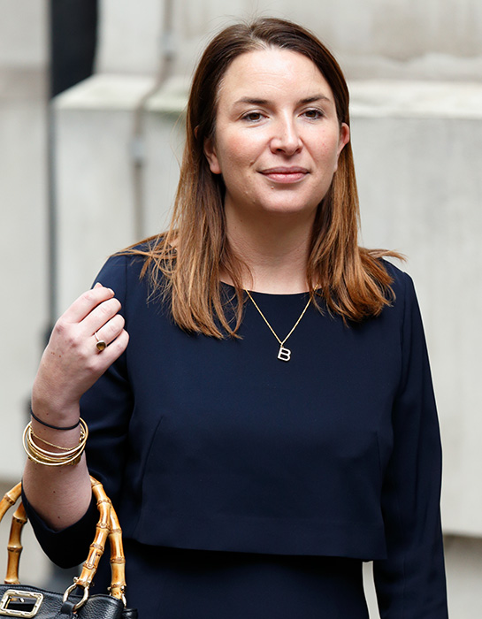 Rebecca worked for the royal household for ten years Photo (C) GETTY