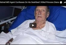 Retired MI5 Agent Confesses On His Deathbed I Killed Princess Diana