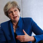 Royal aides said Theresa May breach protocol when she claimed to have a deal with DUP in place Photo C GETTY