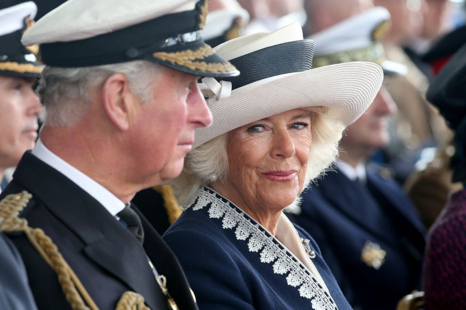 Shock claims that Princess Anne was the reason for their relationship Prince Charles and Camilla Parker Photo (C) GETTY