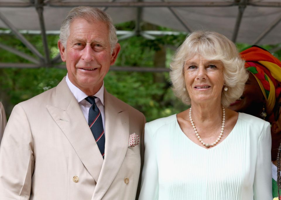 Shock claims that Princess Anne was the reason for their relationship Prince Charles and Camilla Photo (C) GETTY