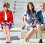 "The ""duchess slant"" is inspired by Princess Kate who often sits with her legs slanted to the side Photo C GETTY"