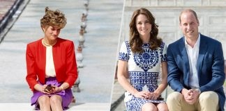 "The ""duchess slant"" is inspired by Princess Kate, who often sits with her legs slanted to the side Photo (C) GETTY"