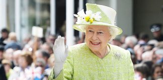 The Archbishop of Canterbury said the Queen is an 'extraordinary' person Photo (C) GETTY