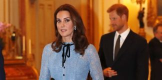 The Duchess of Cambridge changes her makeup Getty