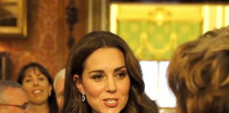 The Duchess of Cambridge is still suffering from morning sickness Photo (C) GETTY
