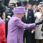 The Queen and one of her many horses Estimate at Royal Ascot Photo C PA