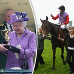 The Queen has been breeding and racing horses for more than 60 years Photo C PA
