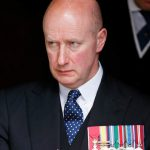 The Queens private secretary and senior adviser Sir Christopher Geidt stepped down Photo C GETTY
