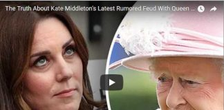 The Truth About Kate Middleton's Latest Rumored Feud With QThe Truth About Kate Middleton's Latest Rumored Feud With Queen Elizabeth IIeen Elizabeth II