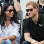 The couple struggled to keep their hands off each other at the Invictus Games in Toronto last week Photo C GETTY