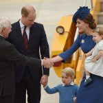 The family are expected to live in Kensington Palace when the new baby arrives Photo C GETTY