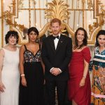 The prince was on hand to support the charity event which raises money for Wellchild