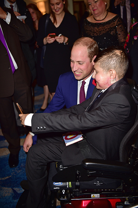 Prince William reveals life saving lesson hes teaching Prince George Photo C GETTY