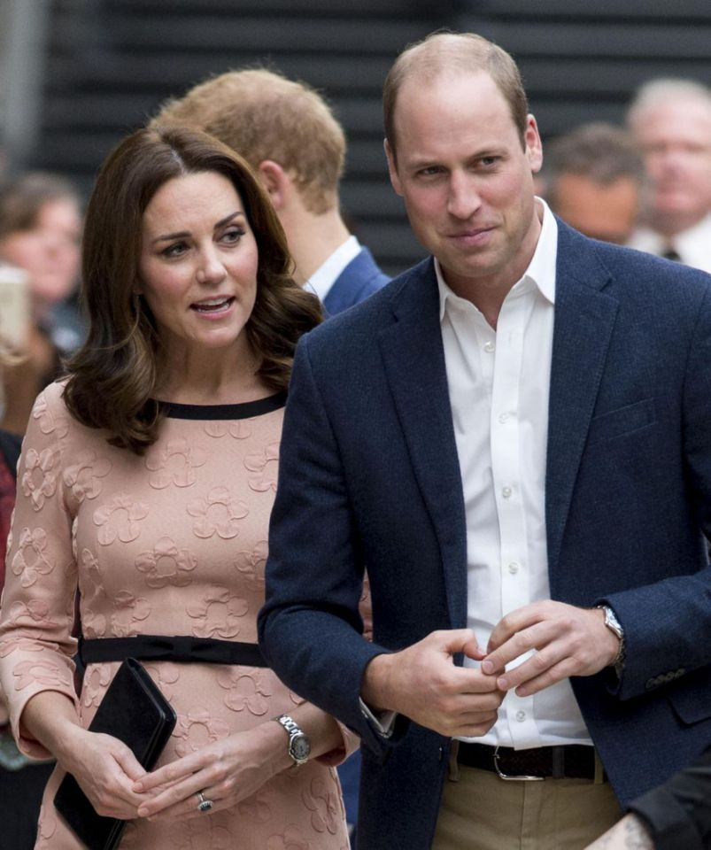 The secret meaning behind Kate and Wills' due date Photo (C) GETTY