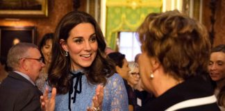 Was the Duchess hinting about the baby's gender [Photo PA Images]