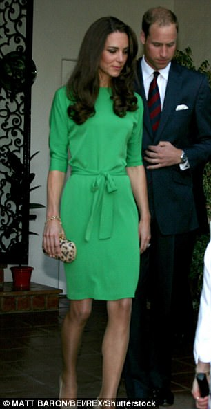 spent five years copying the Duchess look and building up and Instagram following