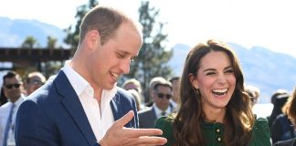 Prince William Kate Middleton Canada Food Festival Photo (C) GETTY IMAGES