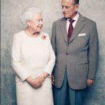 02 Queen Elizabeth II and her husband the Duke of Edinburgh at Windsor Castle. Picture Photo C GETTY