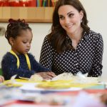 1 Britain's Catherine The Duchess of Cambridge visits the Foundling Museum in London November 28 2017. REUTERS Mary Turner
