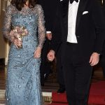 1 Waving to the crowds Kate and Will greet enthusiastic guests and onlookers at the Royal Variety Show at London Palladium
