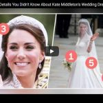 10 Hidden Details You Didnt Know About Kate Middletons Wedding Dress