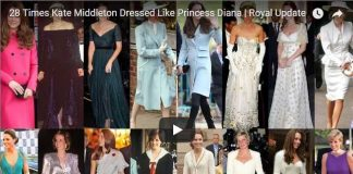 28 Times Kate Middleton Dressed Like Princess Diana