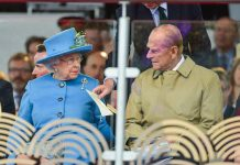 Mandatory Credit: Photo by A Davidson/SHM/REX/Shutterstock (9039097ac) Queen Elizabeth II, Prince Philip Duke of Edinburgh Queensferry Crossing Opening, Scotland, UK - 04 Sep 2017
