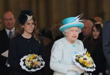 Beatrice told HELLO! Online that the Queen was one of the most important women in her life Photo (C) GETTY