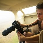 Brooks who made her name as a war photographer was in Kenya Africa on vacation in 2010 Photo C GETTY