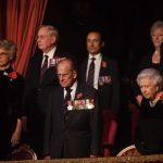 Catherine Duchess of Cambridge Queen Elizabeth II Prince Phliip Prince Andrew Photo C TWITTER