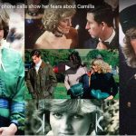 Diana's last phone calls show her fears about Camilla