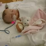 Doctors warn the youngster may also lose her sight and hearing and suffer brain damage